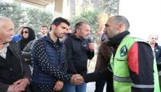 Ünlü motosikletçi Tek teker Arif son yolculuğuna uğurlandı