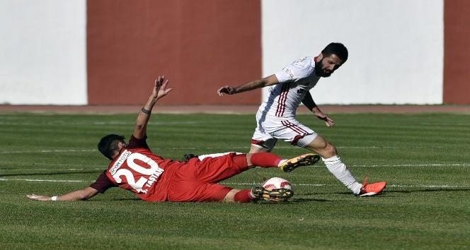 TFF 2. Lig: Gümüşhanespor: 3 - Zonguldak Kömürspor: 2