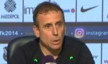 Abdullah Avcı: Biz de şampiyonluğa oynuyoruz