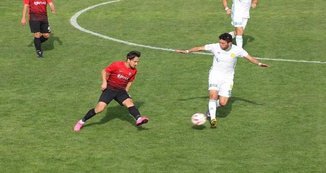 TFF 3. Lig: Osmaniyespor FK: 0 - Utaş Uşakspor:0