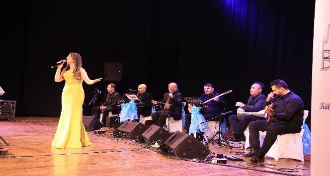 Batman Belediyesinden Türk halk müziği konseri