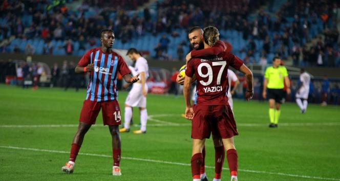 Trabzondan müthiş geri dönüş