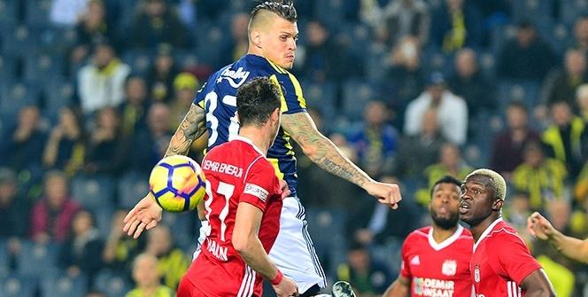Fenerbahçe Sivasspor Maçından Kareler
