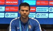 Evrim Esendemir: 'İki defa öne geçtiğimiz maçı berabere bitirebilirdik'