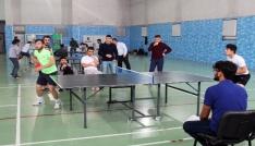 Öğrenciler, Genç Hareket masa tenisi turnuvasında buluştu