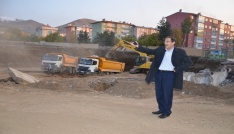 Palandöken Belediyesi nikâh sarayının temellini sağlam attı