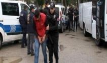 Avrupadaki gibi eylem yapma ihtimali olan 14 DEAŞlı yakalandı