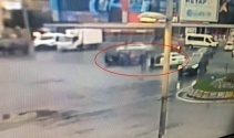 Ali Tarakçının uğradığı silahlı saldırı kamerada