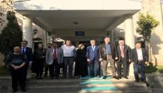 Akyazı Kent Konseyinden Gaziantepe çok önemli ziyaret