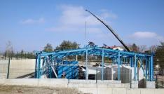 Sapancanın yeni arıtma tesisi tamamlanıyor