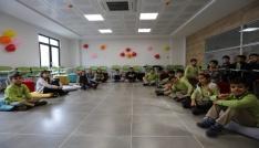 Başkan Alemdar, Çocuk Akademisi programına katıldı
