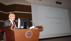 """Erzurumda """"Dilimiz Kimliğimizdir"""" konferansı"""