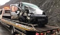 Kahramanmaraşta zincirleme kaza: 1 ölü,3 yaralı