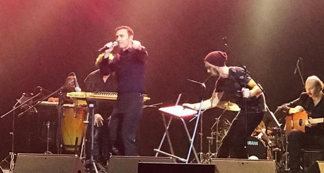 Mustafa Sandaldan Moskovada unutulmaz konser
