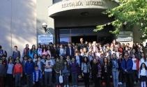 Çocuklar Bergamanın tarihini tiyatro ile öğrendiler