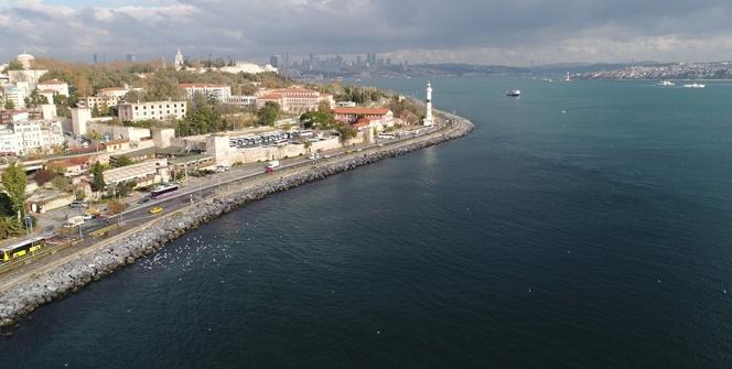 İstanbul'da sağanak yağış yerini güneşe bıraktı