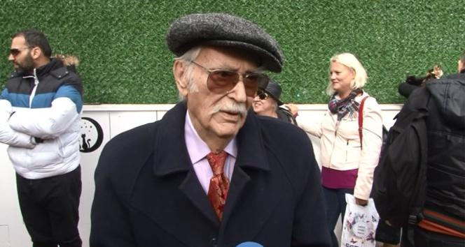 Eşref Kolçak cenazedeki selfie skandalını anlattı