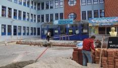 Atakumda okul ve camilere 10 milyon liralık hizmet