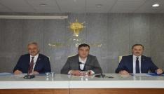 AK Partiden büyükşehire su fiyatlarında indirim teklifi