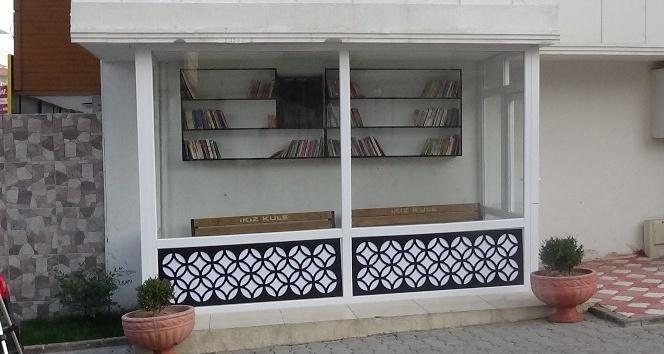 Kütüphane durak