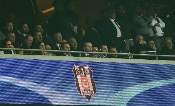 Beşiktaş 1-1 Porto