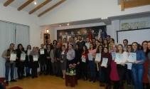 Kosova'da Türkçe kursu sertifika heyecanı