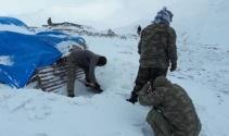 Mehmetçik, kar kış dinlemiyor, Kato Dağı'nı PKK'dan temizliyor