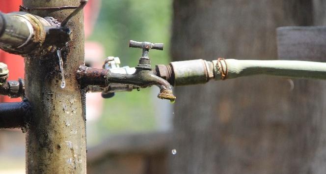 Düzcede günlük kişi başına ortalama su kullanımı 179 litre