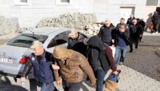 Samsunda FETÖden 9 polis adliyeye sevk edildi