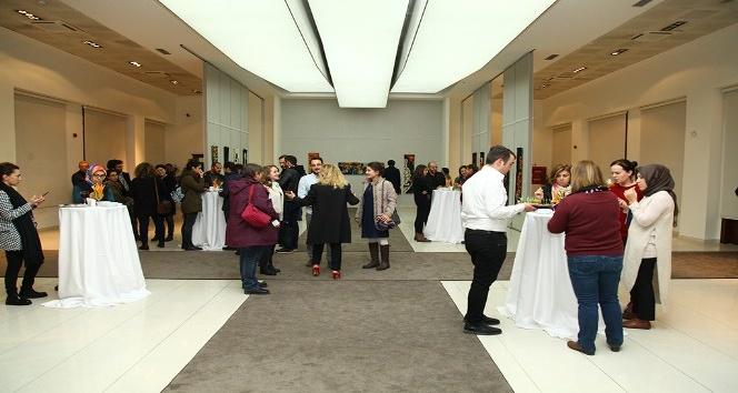 İstanbul isimli tekstil sergisi sanatseverlerle buluştu