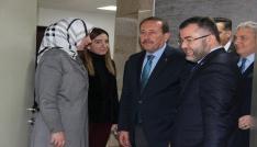 AK Parti Genel Başkan Yardımcısı Karacan Düzcede