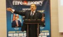Bakan Eroğluna Yılın Devlet Adamı ödülü