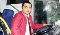 Halk otobüsü şoförü apandisiti patlayan hastayı acile yetiştirdi