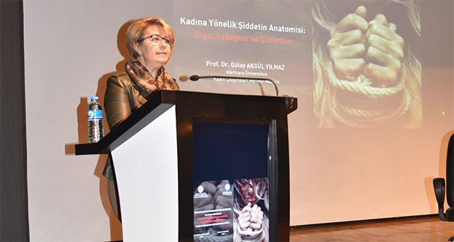 Prof. Dr. Gülay Yılmaz: Şiddetin hiçbir türünü kabul etmemiz mümkün değildir