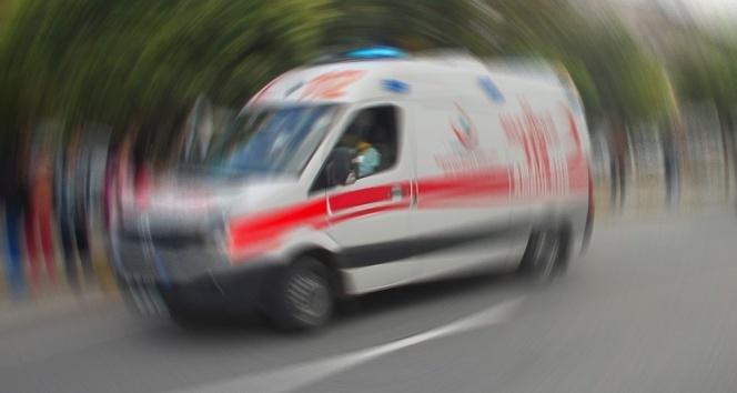 Çankırıda cami kubbesi çöktü: 3 işçi yaralı