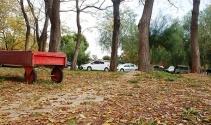 Antalya'da sonbahar güzelliği