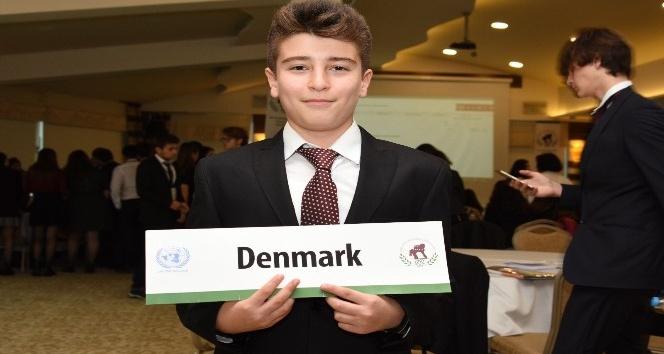 Muğla Bilsem Öğrencileri Birleşmiş Milletler Konferansında