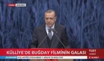 Cumhurbaşkanı Recep Tayyip Erdoğan konuşuyor -Canlı-
