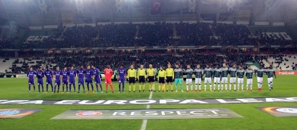Konyaspor 1-1 Marsilya