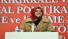 """Aile Bakanı Kaya: """"Kılıçdaroğlu tüm kadınlardan özür dilesin"""""""