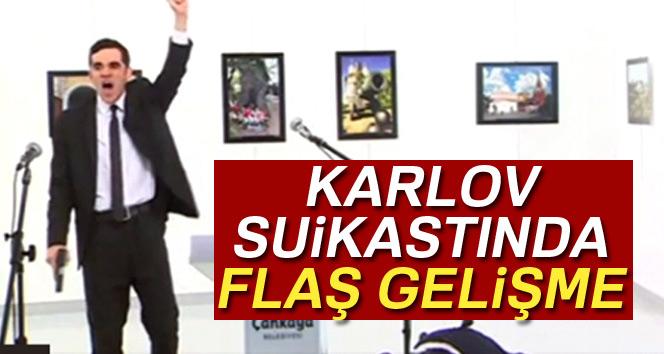 Rusya'nın Ankara Büyükelçisi Karlov suikastında sürpriz gelişme