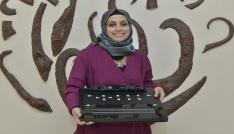 KMÜlü Yrd. Doç. Dr. Ayşe Eldemin Üçüncü Göz cihazına birincilik ödülü