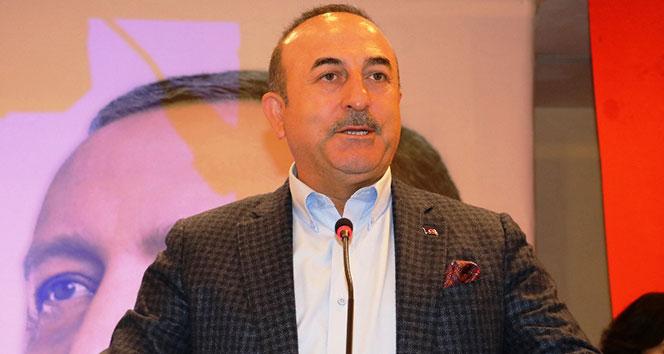 Çavuşoğlu: 'ABD'nin Kudüs açıklamasını kınıyoruz'