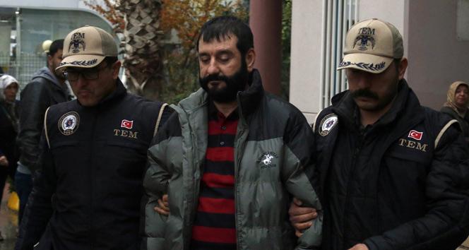 FETÖden aranan Alanya eski kaymakamı İstanbulda yakalandı