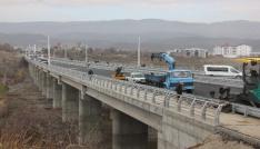 547 metrelik Çapakçur köprüsünde sona gelindi