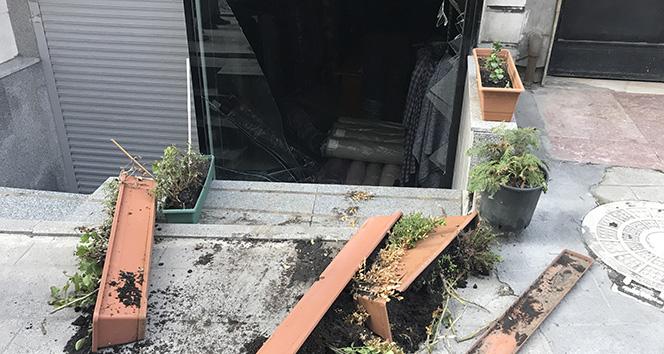 İstanbulun göbeğinde dakikalarca süren soygun