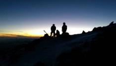 Tendürek Dağında terör operasyonu