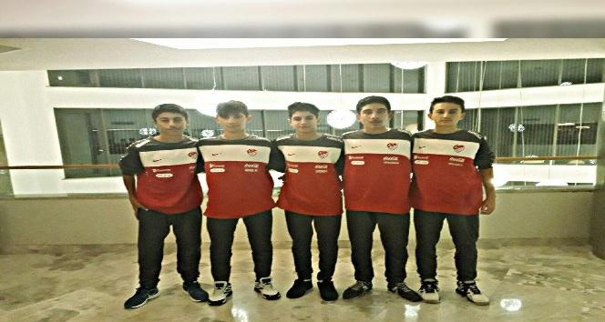 Milli takım seçmelerine Yeni Malatyaspor'dan 5 futbolcu