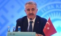 Ulaştırma Denizcilik ve Haberleşme Bakanı Arslan'dan 'Zeytin Dalı Harekatı' açıklaması