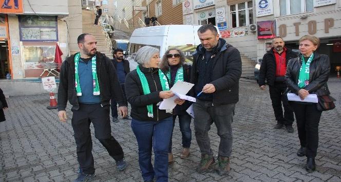 Artvinin doğası için Türkiye genelinde İmza Kampanyası başlatıldı